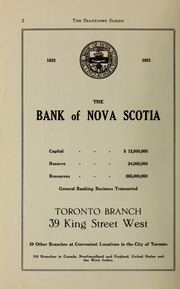 Page 4, 1931 Edition, Branksome Hall - Slogan Yearbook (Toronto, Ontario Canada) online yearbook collection