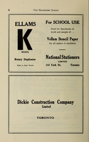 Page 10, 1934 Edition, Branksome Hall - Slogan Yearbook (Toronto, Ontario Canada) online yearbook collection