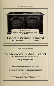 Page 13, 1934 Edition, Branksome Hall - Slogan Yearbook (Toronto, Ontario Canada) online yearbook collection