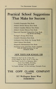 Page 14, 1934 Edition, Branksome Hall - Slogan Yearbook (Toronto, Ontario Canada) online yearbook collection