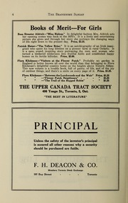 Page 6, 1934 Edition, Branksome Hall - Slogan Yearbook (Toronto, Ontario Canada) online yearbook collection