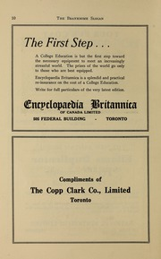 Page 12, 1938 Edition, Branksome Hall - Slogan Yearbook (Toronto, Ontario Canada) online yearbook collection
