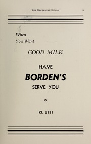 Page 7, 1943 Edition, Branksome Hall - Slogan Yearbook (Toronto, Ontario Canada) online yearbook collection