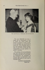 Page 10, 1950 Edition, Branksome Hall - Slogan Yearbook (Toronto, Ontario Canada) online yearbook collection