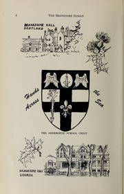 Page 6, 1950 Edition, Branksome Hall - Slogan Yearbook (Toronto, Ontario Canada) online yearbook collection