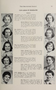 Page 13, 1952 Edition, Branksome Hall - Slogan Yearbook (Toronto, Ontario Canada) online yearbook collection
