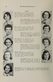 Page 14, 1952 Edition, Branksome Hall - Slogan Yearbook (Toronto, Ontario Canada) online yearbook collection