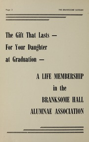 Page 4, 1965 Edition, Branksome Hall - Slogan Yearbook (Toronto, Ontario Canada) online yearbook collection