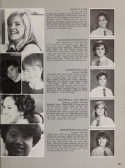 Page 74, 1986 Edition, Branksome Hall - Slogan Yearbook (Toronto, Ontario Canada) online yearbook collection