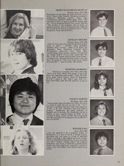 Page 76, 1986 Edition, Branksome Hall - Slogan Yearbook (Toronto, Ontario Canada) online yearbook collection