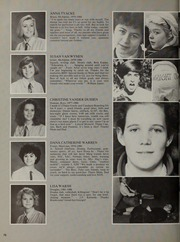 Page 81, 1986 Edition, Branksome Hall - Slogan Yearbook (Toronto, Ontario Canada) online yearbook collection