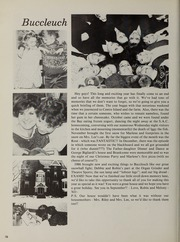 Page 83, 1986 Edition, Branksome Hall - Slogan Yearbook (Toronto, Ontario Canada) online yearbook collection