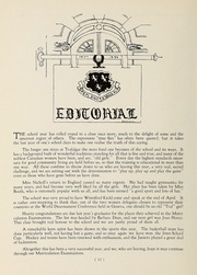 Page 14, 1933 Edition, Trafalgar School - Echoes Yearbook (Montreal, Quebec Canada) online yearbook collection