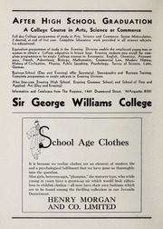 Page 10, 1935 Edition, Trafalgar School - Echoes Yearbook (Montreal, Quebec Canada) online yearbook collection