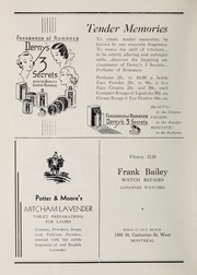 Page 8, 1935 Edition, Trafalgar School - Echoes Yearbook (Montreal, Quebec Canada) online yearbook collection