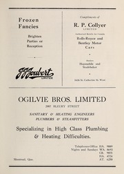 Page 9, 1935 Edition, Trafalgar School - Echoes Yearbook (Montreal, Quebec Canada) online yearbook collection
