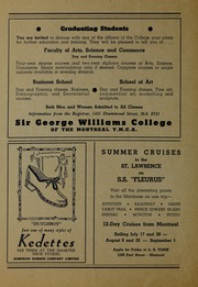 Page 2, 1940 Edition, Trafalgar School - Echoes Yearbook (Montreal, Quebec Canada) online yearbook collection