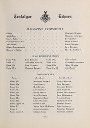 Page 13, 1942 Edition, Trafalgar School - Echoes Yearbook (Montreal, Quebec Canada) online yearbook collection