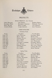 Page 13, 1945 Edition, Trafalgar School - Echoes Yearbook (Montreal, Quebec Canada) online yearbook collection