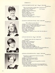 Page 16, 1969 Edition, Trafalgar School - Echoes Yearbook (Montreal, Quebec Canada) online yearbook collection