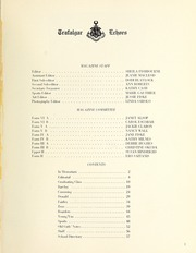 Page 3, 1969 Edition, Trafalgar School - Echoes Yearbook (Montreal, Quebec Canada) online yearbook collection