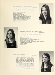 Page 11, 1971 Edition, Trafalgar School - Echoes Yearbook (Montreal, Quebec Canada) online yearbook collection