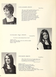 Page 12, 1971 Edition, Trafalgar School - Echoes Yearbook (Montreal, Quebec Canada) online yearbook collection