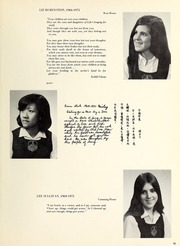 Page 17, 1971 Edition, Trafalgar School - Echoes Yearbook (Montreal, Quebec Canada) online yearbook collection