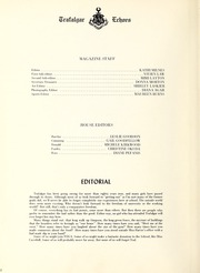 Page 4, 1971 Edition, Trafalgar School - Echoes Yearbook (Montreal, Quebec Canada) online yearbook collection