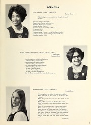 Page 7, 1971 Edition, Trafalgar School - Echoes Yearbook (Montreal, Quebec Canada) online yearbook collection