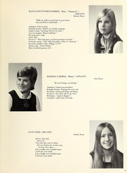 Page 9, 1971 Edition, Trafalgar School - Echoes Yearbook (Montreal, Quebec Canada) online yearbook collection