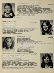 Page 14, 1979 Edition, Trafalgar School - Echoes Yearbook (Montreal, Quebec Canada) online yearbook collection