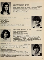 Page 17, 1979 Edition, Trafalgar School - Echoes Yearbook (Montreal, Quebec Canada) online yearbook collection