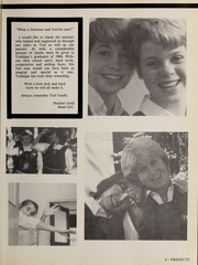 Page 13, 1984 Edition, Trafalgar School - Echoes Yearbook (Montreal, Quebec Canada) online yearbook collection
