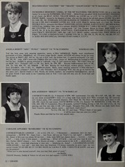 Page 16, 1984 Edition, Trafalgar School - Echoes Yearbook (Montreal, Quebec Canada) online yearbook collection