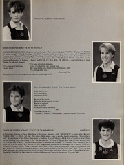 Page 17, 1984 Edition, Trafalgar School - Echoes Yearbook (Montreal, Quebec Canada) online yearbook collection