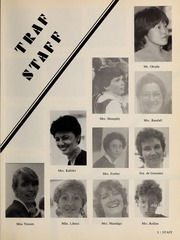 Page 7, 1984 Edition, Trafalgar School - Echoes Yearbook (Montreal, Quebec Canada) online yearbook collection