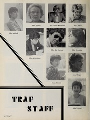 Page 8, 1984 Edition, Trafalgar School - Echoes Yearbook (Montreal, Quebec Canada) online yearbook collection