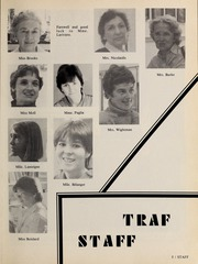Page 9, 1984 Edition, Trafalgar School - Echoes Yearbook (Montreal, Quebec Canada) online yearbook collection