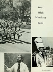 Page 97, 1975 Edition, West High School - Chieftain Yearbook (Torrance, CA) online yearbook collection