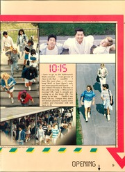 Page 13, 1988 Edition, West High School - Chieftain Yearbook (Torrance, CA) online yearbook collection