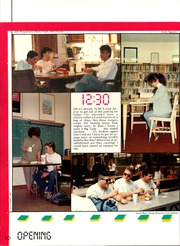Page 14, 1988 Edition, West High School - Chieftain Yearbook (Torrance, CA) online yearbook collection