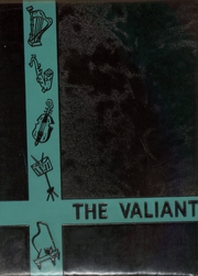 1957 Edition, North High School - Valiant Yearbook (Torrance, CA)