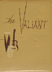 1960 Edition, North High School - Valiant Yearbook (Torrance, CA)