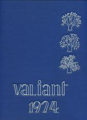 1974 Edition, North High School - Valiant Yearbook (Torrance, CA)