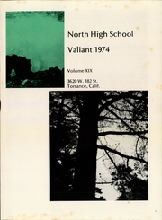 Page 3, 1974 Edition, North High School - Valiant Yearbook (Torrance, CA) online yearbook collection
