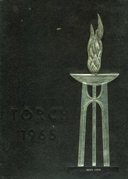 Page 1, 1965 Edition, Pioneer High School - Torch Yearbook (Whittier, CA) online yearbook collection