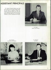 Page 17, 1965 Edition, Pioneer High School - Torch Yearbook (Whittier, CA) online yearbook collection