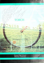 Page 5, 1977 Edition, Pioneer High School - Torch Yearbook (Whittier, CA) online yearbook collection
