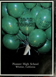 Page 5, 1982 Edition, Pioneer High School - Torch Yearbook (Whittier, CA) online yearbook collection